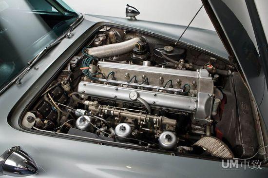 阿斯顿马丁DB5