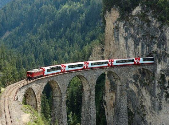 世界上風景最美的11條鐵路:法國