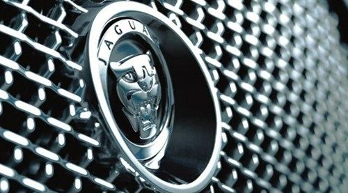 捷豹標志整體簡潔精練 醞釀了醇厚品牌文化高清圖片