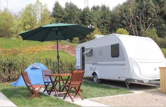 房車旅行不遙遠 長三角那些風景宜人的房車營地